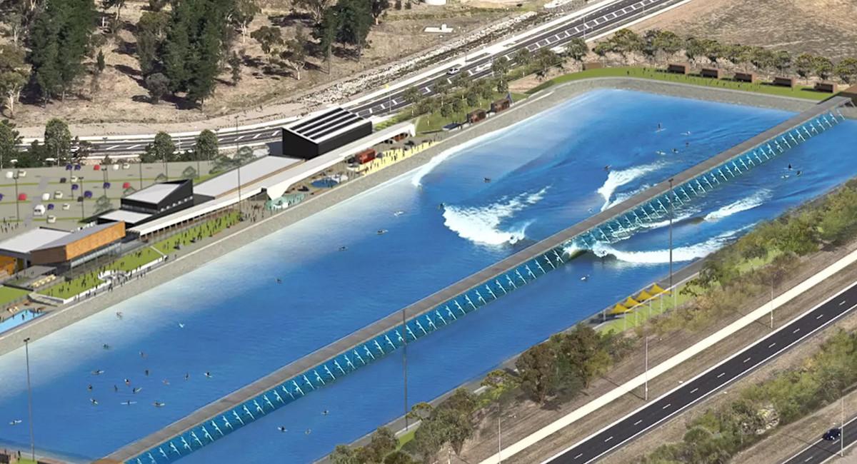 Australia S Wavegarden Boardworld