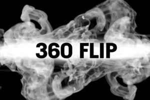 Skateboarding Trick Tip: 360 Flip