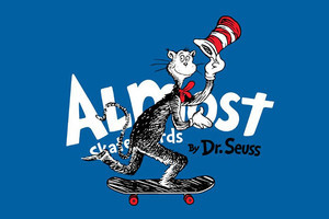 Dr. Seuss x Almost Skateboards