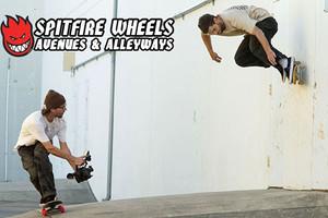 Spitfire: Avenues & Alleyways