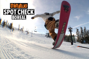 ThirtyTwo Spot Check: Boreal