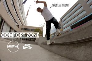 Youness Amrani: Comfort Zone