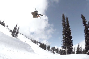 Whistler Weekend: Connor Palahicky