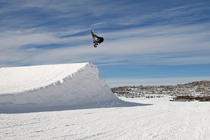 Perisher Early Season 2018
