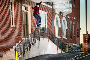 Raw Files: Elijah Berle