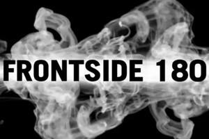 Skateboarding Trick Tip: Frontside 180