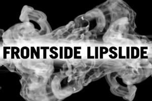 Skateboarding Trick Tip: Frontside Lipslide