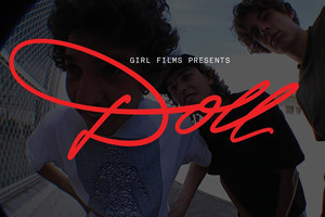 Girl Skateboards: Doll