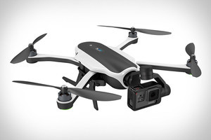 GoPro Enters the Drone War