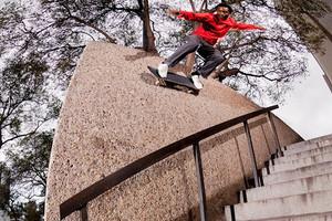 Hakeem Ducksworth for Chocolate Skateboards