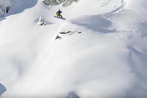 John Jackson: Charging the Backcountry