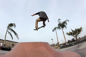 Chris Joslin: San Diego