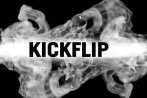 Skateboarding Trick Tip: Kickflip