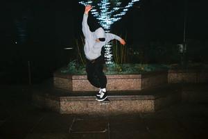 Skate Clip by Johnny Wilson