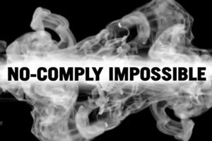 Skateboarding Trick Tip: No-Comply Impossible