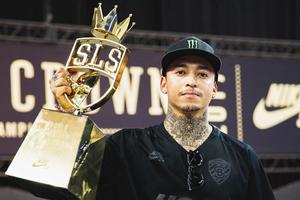 Nyjah: Super Crown 2017