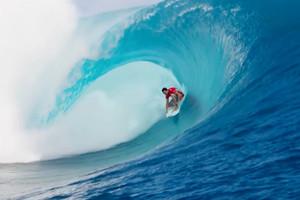 Parko's Last Lap: Tahiti