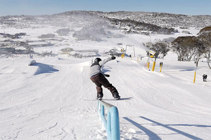 Perisher Parks: June 2016