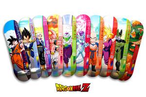 Dragon Ball Z x Primitive Skateboarding
