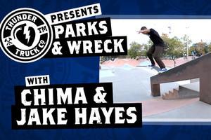 Parks & Wreck: Chima Ferguson and Jake Hayes