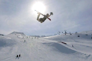 Snowboard Rugby
