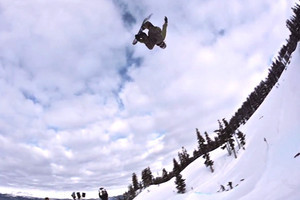 Darcy Sharpe & Mark McMorris: Whistler Sessions