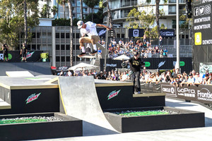 Sheckler Wins Dew Tour Cali