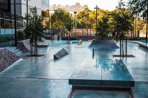 Sydney's New Street Plaza