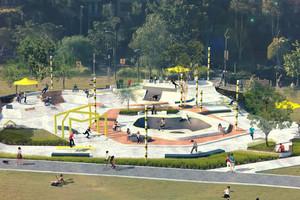 New Skatepark in Inner Sydney