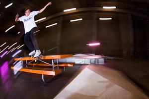 Sydney's Hidden Skatepark