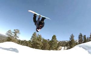 Seb Toots: California Shred
