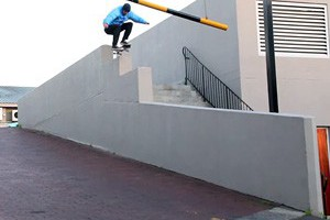Manderson and Silas Shred Cape Town