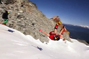 GAME OF IN YOUR FACE: TORSTEIN HORGMO VS BRAGE RICHENBERG