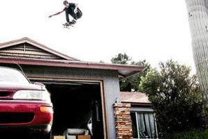 """Aaron """"Jaws"""" Homoki — Roof Part"""