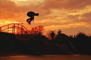 Long Branch Skatepark Montage