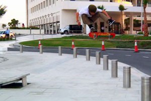 NIKE SB CHRONICLES UNPLUGGED: LEWIS MARNELL