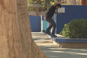 Paul Rodriguez: Santa Monica Courthouse Ledges
