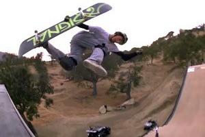 ETT: MegaRamp Snowboard and Skateboard in One