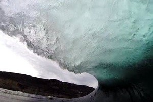 Pitted at Shipstern's Bluff
