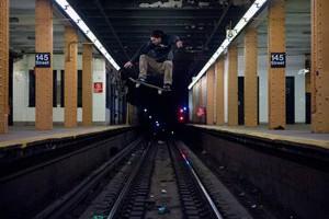 Subway Skateboarding