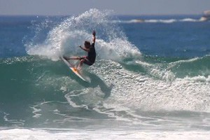 Taj Burrow: Trestles Freesurf