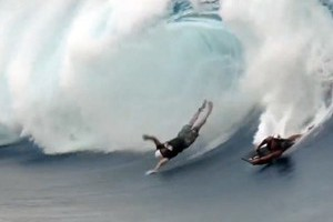 Teahupoo Carnage: Best Wipeouts 2013