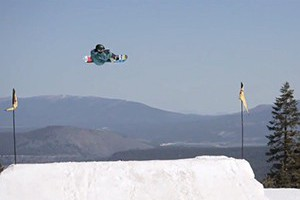 13-YEAR-OLD SNOWBOARDING PRODIGY: TOBY MILLER
