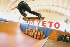 Blake Harris: Tum Yeto Mini Ramp