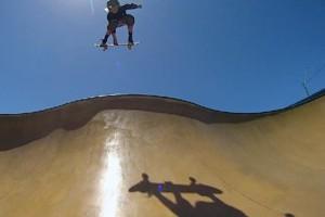 Jed and Keegan: Bar Beach