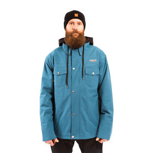 3CS Baltimore Men's Snowboard Jacket - Rebel