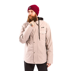 3CS Baltimore Men's Snowboard Jacket — Stoned