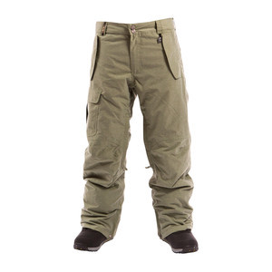 3CS Truman Men's Snowboard Pant — Hunter