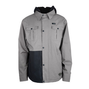 3CS Baltimore Men's Snowboard Jacket - Moonrock