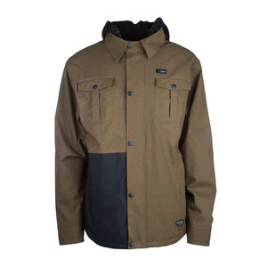 3CS Baltimore Men's Snowboard Jacket - Scotch
